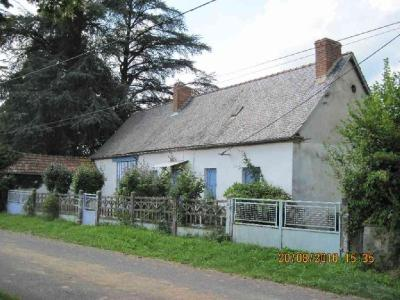 Maison a vendre Varennes-sur-Tèche 03220 Allier 65 m2 4 pièces 69700 euros