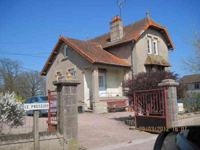 Maison a vendre Thionne 03220 Allier 95 m2 5 pièces 53500 euros