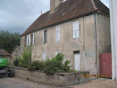 Maison a vendre Jaligny-sur-Besbre 03220 Allier 83 m2 9 pièces 48500 euros