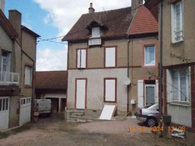 Maison a vendre Saint-Léon 03220 Allier 83 m2 4 pièces 58900 euros