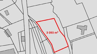 Terrain a batir a vendre Figeac 46100 Lot  26500 euros