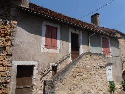 Maison a vendre Figeac 46100 Lot 54 m2 1 pièce 88920 euros