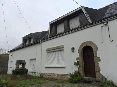 Maison a vendre Baud 56150 Morbihan 157 m2 7 pièces 114672 euros