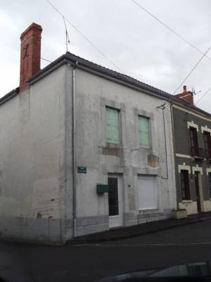Maison a vendre Saint-Aubin-du-Désert 53700 Mayenne 50 m2 2 pièces 24380 euros