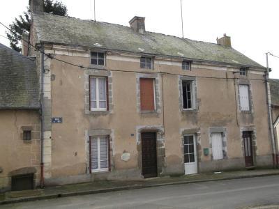 Maison a vendre Courcité 53700 Mayenne 80 m2 5 pièces 124972 euros