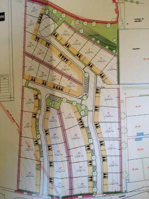 Terrain a batir a vendre Saint-Senoux 35580 Ille-et-Vilaine 404 m2  42824 euros