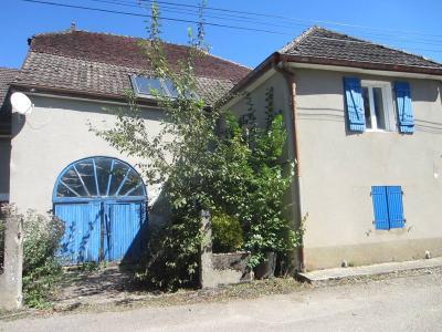 Maison a vendre Valay 70140 Haute-Saone 65 m2 3 pièces 45000 euros