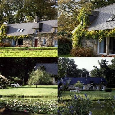 Maison a vendre Priziac 56320 Morbihan 135 m2 4 pièces 207372 euros