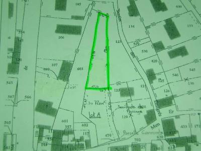 Terrain a batir a vendre Saint-Pierre-Quiberon 56510 Morbihan 720 m2  145572 euros