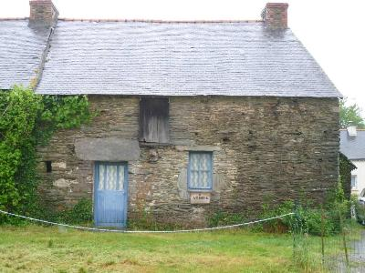 Maison a vendre Porcaro 56380 Morbihan 85 m2 3 pièces 15900 euros