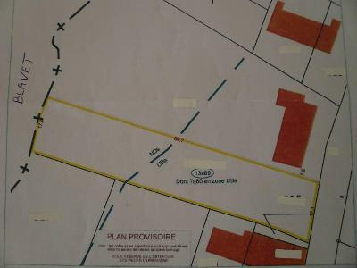 Terrain a batir a vendre Kervignac 56700 Morbihan 1389 m2  114672 euros