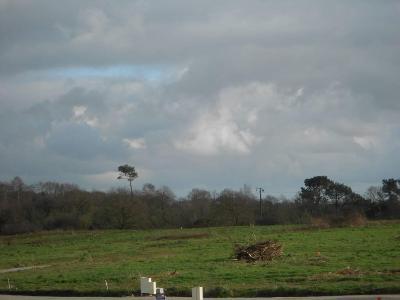 Terrain a batir a vendre Plumelin 56500 Morbihan 513 m2  16855 euros