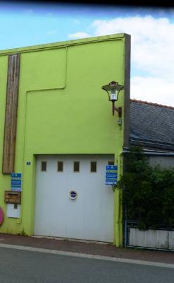 Garage et parking a vendre Avessac 44460 Loire-Atlantique  21200 euros