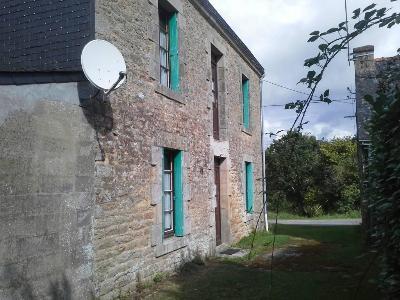 Maison a vendre Le Faouët 56320 Morbihan 4 pièces 78622 euros