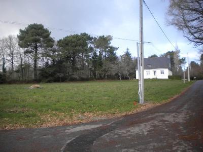 Terrain a batir a vendre Lanvaudan 56240 Morbihan  30 euros