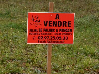 Terrain a batir a vendre Pontivy 56300 Morbihan 21951 m2  453562 euros