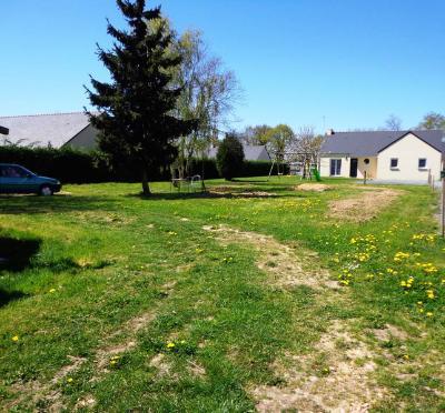 Terrain a batir a vendre Le Gâvre 44130 Loire-Atlantique 450 m2  39900 euros