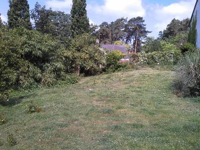 Terrain a batir a vendre Guer 56380 Morbihan 800 m2  39220 euros