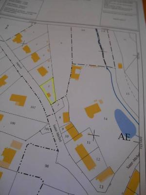 Terrain a batir a vendre Le Sourn 56300 Morbihan 302 m2  19207 euros