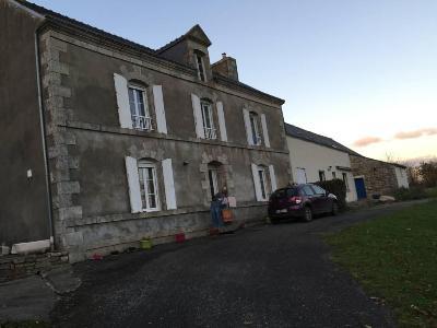 Maison a vendre Pluméliau 56930 Morbihan 130 m2 6 pièces 171322 euros