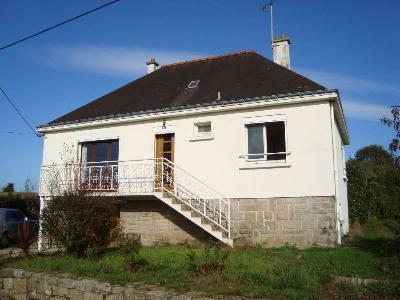 Maison a vendre Bieuzy 56310 Morbihan 70 m2 3 pièces 99800 euros