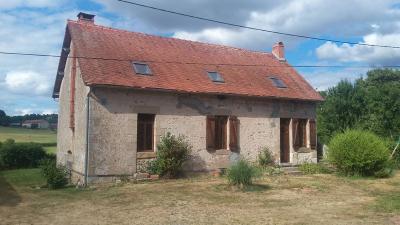 Maison a vendre Buxières-les-Mines 03440 Allier 133 m2 7 pièces 136000 euros