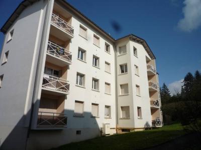 Appartement a vendre Lons-le-Saunier 39000 Jura 58 m2 3 pièces 50000 euros