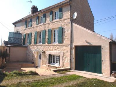 Maison a vendre Saint-Gervais 95420 Val-d'Oise 120 m2 5 pièces 320000 euros