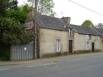 Maison a vendre Locminé 56500 Morbihan 71 m2 4 pièces 31800 euros