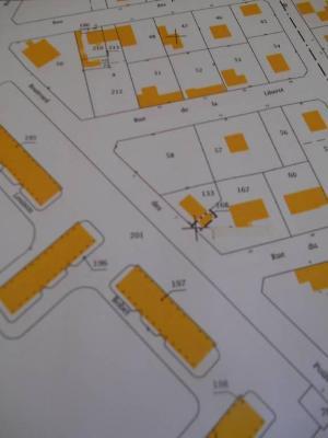Terrain a batir a vendre Pontivy 56300 Morbihan 836 m2  58022 euros
