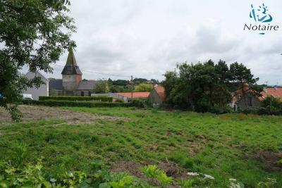 Terrain a batir a vendre Leubringhen 62250 Pas-de-Calais 770 m2  75000 euros
