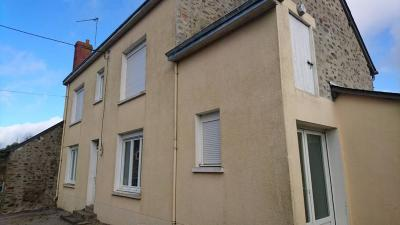 Maison a vendre Saint-Germain-de-Coulamer 53700 Mayenne 70 m2 5 pièces 94072 euros