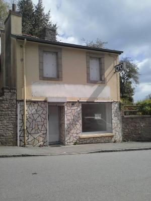 Immeuble de rapport a vendre Le Faouët 56320 Morbihan 25 m2  42400 euros