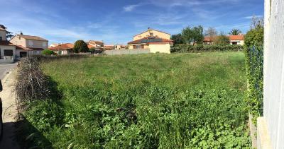 Terrain a batir a vendre Alénya 66200 Pyrenees-Orientales  210000 euros
