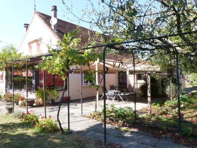 Maison a vendre Courlans 39570 Jura 130 m2 5 pièces 166500 euros