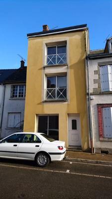 Maison a vendre Villaines-la-Juhel 53700 Mayenne 100 m2 6 pièces 42400 euros