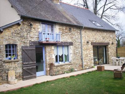 Maison a vendre Saint-Senoux 35580 Ille-et-Vilaine 140 m2 6 pièces 259000 euros