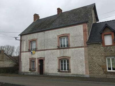 Maison a vendre Loupfougères 53700 Mayenne 95 m2 5 pièces 52872 euros