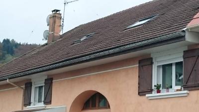 Appartement a vendre Voujeaucourt 25420 Doubs 83 m2 4 pièces 123000 euros