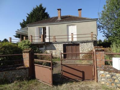 Maison a vendre Méry-ès-Bois 18380 Cher 75 m2 3 pièces 71740 euros