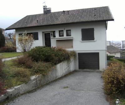 Maison a vendre Pontarlier 25300 Doubs 123 m2 5 pièces 274800 euros