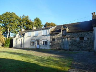 Maison a vendre Saint-Thuriau 56300 Morbihan 48 m2 6 pièces 125760 euros