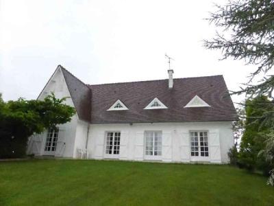 Maison a vendre Saint-Martin-d'Auxigny 18110 Cher 190 m2 6 pièces 254420 euros
