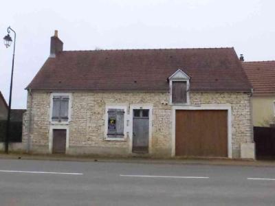 Maison a vendre Jussy-Champagne 18130 Cher 106 m2 5 pièces 127200 euros