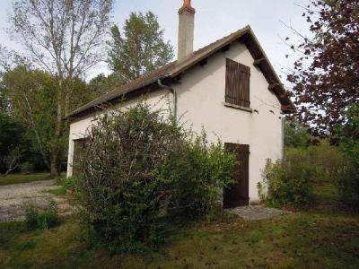 Maison a vendre Saint-Maur 18270 Cher 63 m2 2 pièces 58022 euros