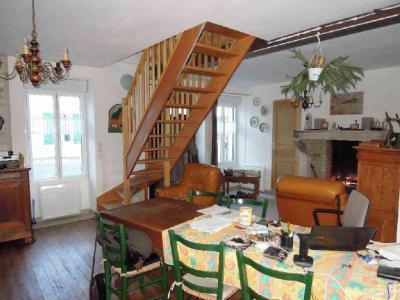 Maison a vendre Mareuil-sur-Arnon 18290 Cher 80 m2 4 pièces 124972 euros