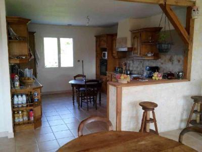 Maison a vendre Vignoux-sur-Barangeon 18500 Cher 127 m2 5 pièces 159000 euros