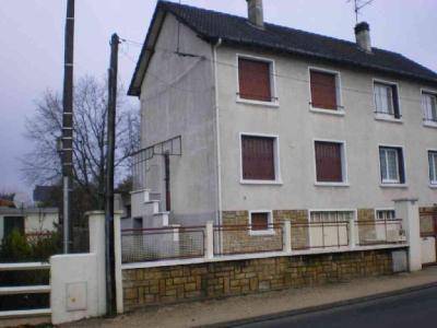 Maison a vendre Vierzon 18100 Cher 100 m2 5 pièces 63172 euros