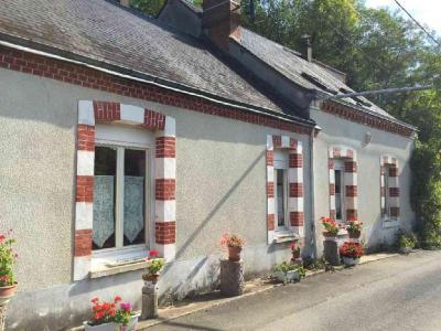 Maison a vendre Cloyes-sur-le-Loir 28220 Eure-et-Loir 118 m2 4 pièces 99222 euros