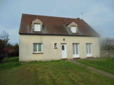 Maison a vendre Châteaudun 28200 Eure-et-Loir 142 m2 6 pièces 191000 euros